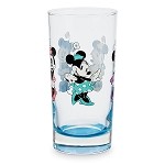 Disney Glass Tumbler - Classic Minnie Mouse - Timeless - Tall