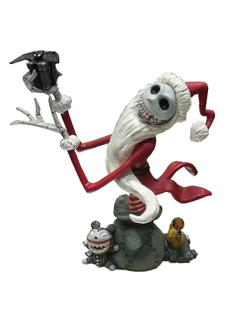 Disney Figurine - Santa Jack Skellington - Grand Jester