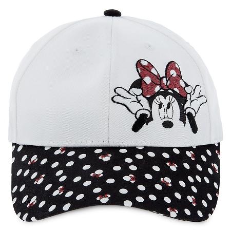 Disney Potion Purple Minnie Hat Minnie Mouse Glitter Purple Bow Baseball Hat Disney Vacation Adjustable Cap