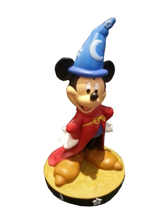 Disney Arribas Park Pals Figure - Collectable Character - Sorcerer