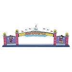 Disney 3D Model Kit - Walt Disney World Sign - Metal