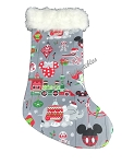 Disney Christmas Stocking - Nordic Winter - Ornament Icons