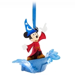Disney Figural Christmas Ornament - Sorcerer Mickey - Light Up