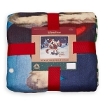 Disney Throw Blanket - Turn of the Century - Mickey and Minnie Mouse