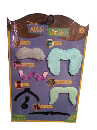 Disney Pretend Play - Disney Mouse-Staches - Set of 6
