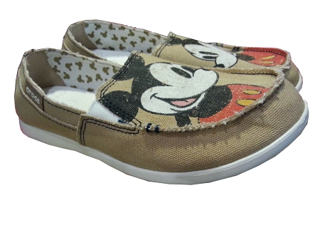 best deals on low cost look for Disney Canvas Shoes - Crocs - Mickey Mouse - Walt Disney World