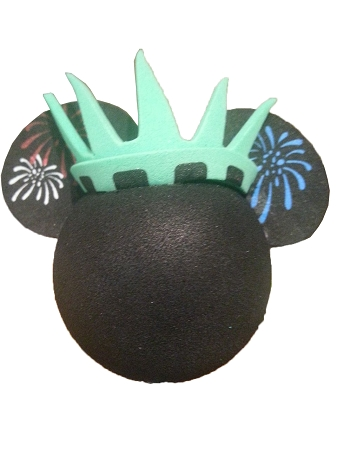 Disney Antenna Topper - Mickey Mouse Statue of Liberty
