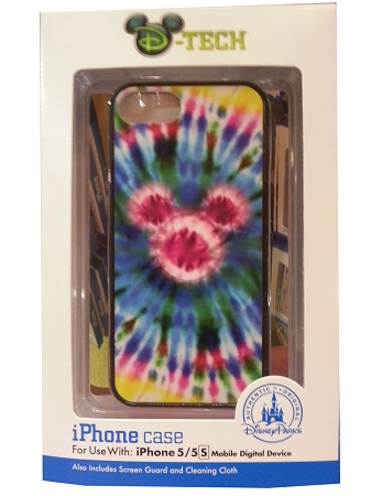 Disney IPhone 5 Case - Mickey Mouse - Tie Dye