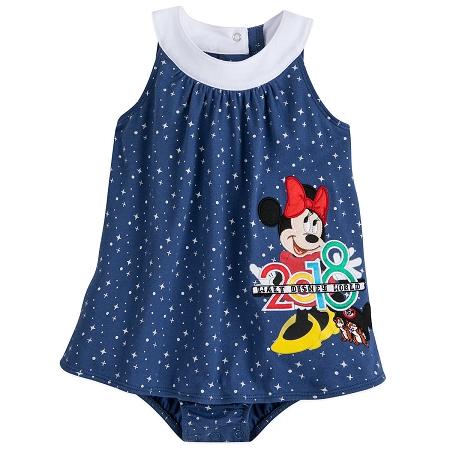 Disney Baby Bodysuit 2018 Minnie Mouse Fashion Walt Disney World