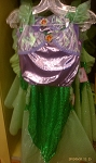 Disney Costume for Girls - Princess Ariel - The Little Mermaid