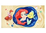 Disney Beach Towel - Ariel Underwater