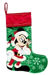 Disney Christmas Stocking - Mickey Mouse with Dale
