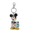 Disney Keychain - 2018 Walt Disney World - Mickey Mouse