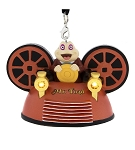 Disney Ears Hat Ornament - Mr. Toad - Light Up