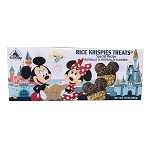 Disney Rice Crispy Treat Box - Mickey Mouse with Sprinkles - 10 oz