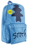 Disney Backpack Bag - Stitch - Hooded