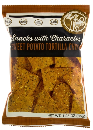 Disney Snacks with Character - Sweet Potato Chips - 1.25 oz