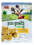 Disney Pure Growth - Organic - Mickey Animal Crackers - Original
