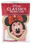 Disney Minnie's Bake Shop - Minnie Mouse Iced Cookie - Shortbread