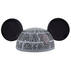 Disney Hat - Ears Hat - Star Wars - Death Star