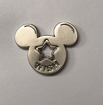 Disney Pocket Token - Piece of Magic - Mickey Icon - Wish