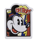 Disney Goofy's Candy Co - Peppermint Mints - Mickey Comic