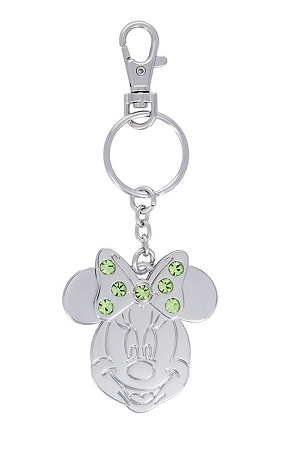 Disney Keychain - Minnie Mouse Birthstone 19d8df01b