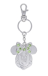 Disney Keychain - Minnie Mouse Birthstone