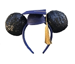 Disney Ears Headband - Minnie Graduation Ears - Class of 2018