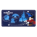 Disney License Plate - 2017 Sorcerer Mickey Mouse - Walt Disney World
