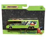 Disney Die Cast Bus - 2017 Disney Theme Parks - Sorcerer Mickey