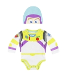 Disney Bodysuit for Baby - Buzz Lightyear with Hat - Toy Story