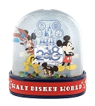 Disney Snow Globe - 2018 Mickey and Friends - Walt Disney World