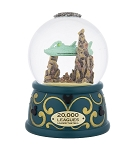 Disney Snow Globe - 20,000 Leagues Under the Sea - Light Up