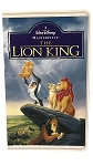 Disney Notebook - VHS Tape Illusion - The Lion King