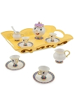 Disney Playset - Belle Enchanting ''Be Our Guest'' Tea Set
