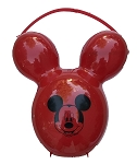 Disney Popcorn Bucket - Mickey Mouse Balloon - Red