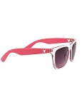 Disney Sunglasses - Mickey Mouse Cut Out - Pink