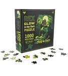 Disney Jigsaw Puzzle - Rex - Glow in the Dark