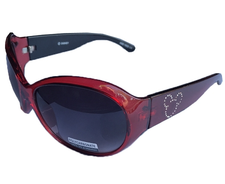 Disney Arribas Sunglasses - Mickey Icons - Crystals - Red