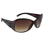 Disney Sunglasses - Mickey Mouse - Crystal Jeweled - Brown