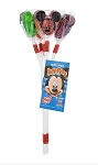 Disney Parks Lollipops - Mickey Mouse - Sugar Free - 5 Pack