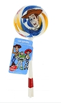 Disney Parks Lollipops - Toy Story - Multicolored Swirl - 3 Pk