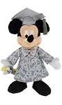 Disney Plush - Graduation - Mickey Mouse - Class of 2017