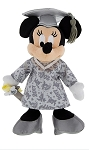 Disney Plush - Graduation - Minnie Mouse - Class of 2017