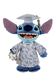 Disney Plush - Graduation - Stitch - Class of 2017 - 9