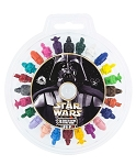 Disney Crayon Set - Star Wars Characters - Figurine Shaped