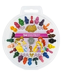 Disney Crayon Set - Princess Figurine Shaped