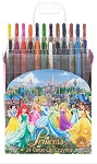 Disney Twist Up Crayons - Princess - Set of 24
