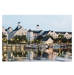 Disney Postcard - Yacht Club Resort